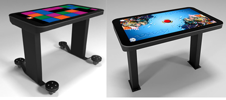 Touch2Play-Table