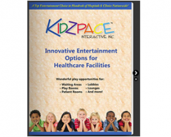 Kidzpace Interactive E-Brochure Home_Healthcare